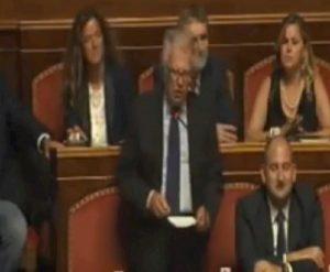 """Zanda rimprovera la Casellati: """"Senatori tutti liberi, perché non ci hai difeso?"""""""