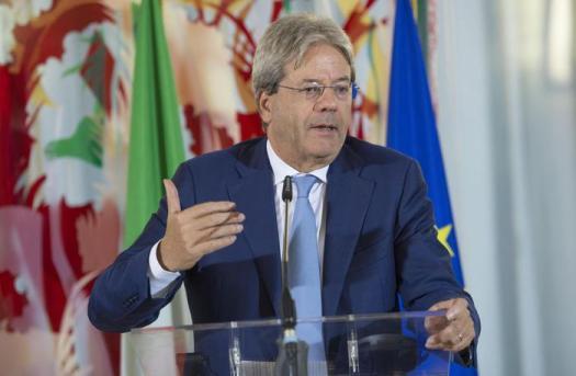 Gentiloni in Ue per conto dell'Italia: braccio economico di Ursula Von der Leyen