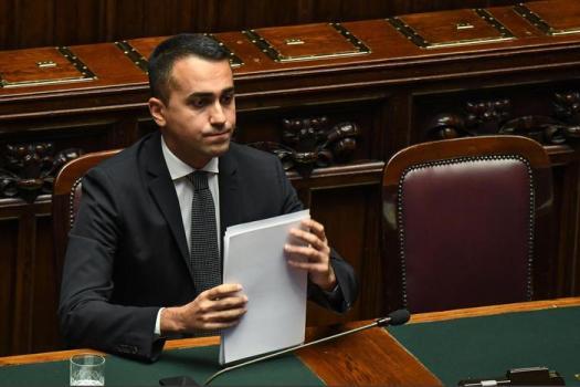 Italia non vende più armi alla Turchia d'ora in poi. Quelle già comprate gliele diamo