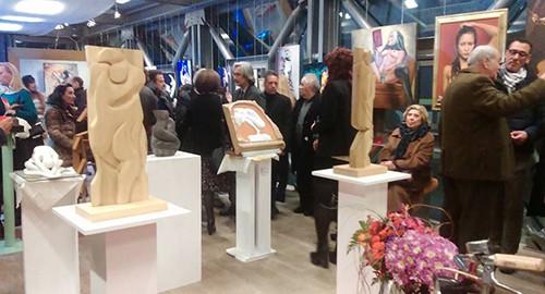 Inaugurata Alla Terrazza Ulisse Di Catania La Mostra