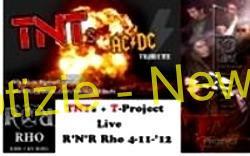 tnt Rho, i T-Project e TNTs in concerto live al RnR Eventi Prima Pagina