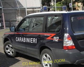 Carabinieri_subaru_2009 Ossona, rapinata l' ex Cooperativa l'Ossonese Piazza Litta Prima Pagina