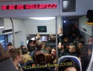 I tormenti dei pendolari sui treni della Linea S6 MI - NO su Facebook: i gravi ritardi e anche Gibo