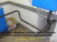 Bigogno-004 Francesco Bigogno, Magenta: ancora danni all'autosilos Magenta Magentino Politica Prima Pagina