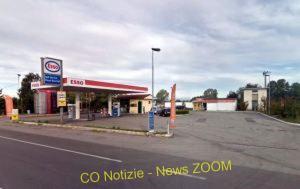 Boffalora sopra Ticino: ladri svuotano le cisterne del distributore Esso