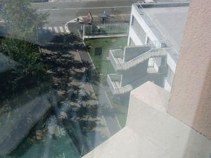incendio all'ospedale di Magenta