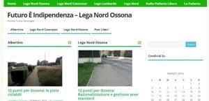 Ossona, il blog della Lega Nord pubblica il programma ma non si sa ancora nulla del candidato sindaco