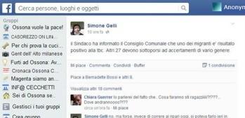 gellitbc2 Magenta, Invernizzi: uno dei clandestini ha la Tubercolosi Piazza Litta Prima Pagina