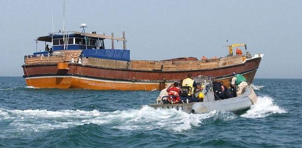 mare nostrum:nuovi immigrati clandestini pozzallo
