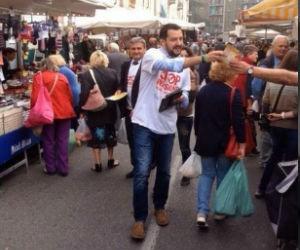 Facebook: un' app di Matteo Salvini per dire stop all'invasione