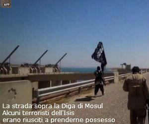 La diga di Mosul è il tallone d'Achille dell'Iraq e l'Isis lo sa