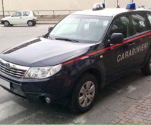 carabinieri300 Badilate al ladro al Bar Commercio di Abbiategrasso Piazza Litta Prima Pagina