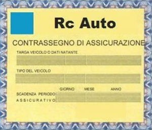 Nel 2015 il tagliando delle assicurazioni Rc Auto non sarà più obbligatorio