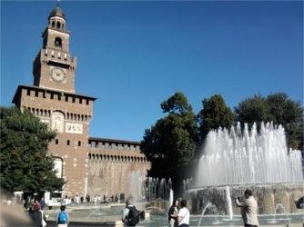 San Valentino al castello di Milano per i più romantici