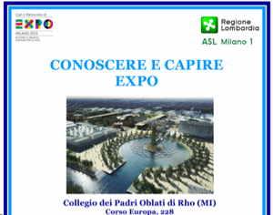 Conoscere e capire Expo 2015 con la Asl Milano 1