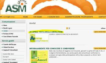 asm Ossona, il misterioso sciopero della spazzatura Magazine Piazza Litta Prima Pagina Strani Casi