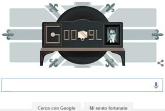 doodle google per la televisione