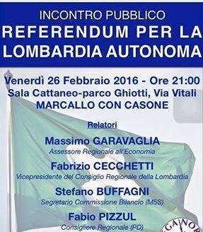 referendum lombardia autonoma marcallo con casone