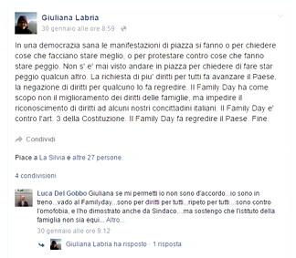Giuliana Labria Luca del Gobbo