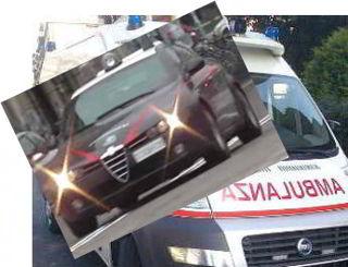 incidente stradale ossona ( immagine di repertorio)