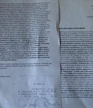 denuncia Villa Bosi. In procura per opere abusive in bene tutelato Magazine Politica Prima Pagina Strani Casi