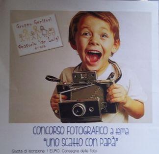 concorso fotografico festa del papà