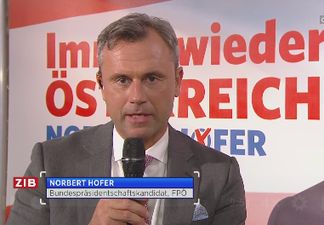 norbert hofer fpo
