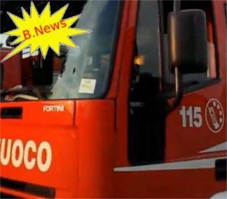incendio settimo milanese