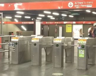 metropolitana2 Ossonese e abbiatese fanno l'amore in Metropolitana Piazza Litta Prima Pagina