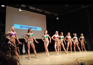 Bodybuilding Natural donne cornaredo
