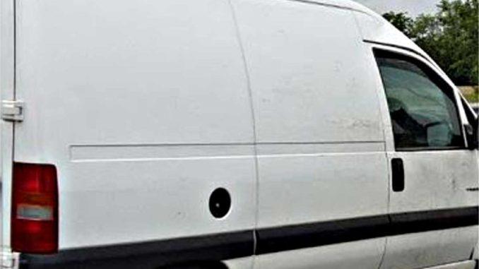 zingari a ossona, (furgone repertorio)