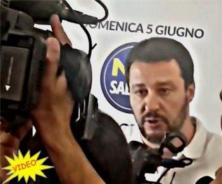 salvini5-1-324x269 Elezioni. Matteo Salvini e i nuovi sindaci (video youtube) Politica Prima Pagina