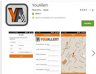 youallert-324x250 You Allert. App per smartphone per combattere i ladri Piazza Litta Prima Pagina