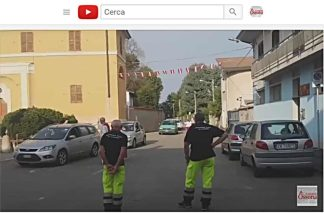benedizione-324x213 San Cristoforo. La benedizione (video) e i tombini Eventi Prima Pagina