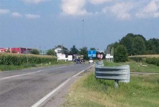vialeeuropa1200-324x219 4 Incidenti stradali con la moto Piazza Litta Prima Pagina