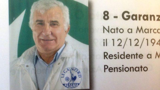 marco Garanzini Lega Nord Marcallo con Casone
