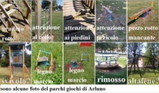 arlunogiochi-324x191 Lega Nord. Sistemate i giochi rotti nei parchi Politica Prima Pagina