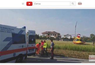 soccorsi-ossona-324x224 Cade dalla scala e batte la testa (video). Arriva l'elisoccorso Piazza Litta Prima Pagina