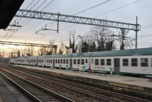 treno trenord Andrea Gibelli