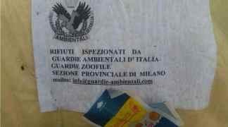 guardieambientali-324x180 Antonio Piatti, guardia ambientale, sulla discarica abusiva ambiente Piazza Litta (Ossona) Prima Pagina