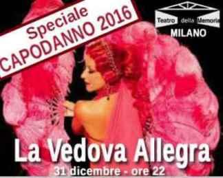 vedova-allegra-324x259 Teatro a Capodanno a Milano. La vedova allegra Magazine Spettacoli