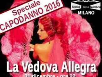 vedova-allegra Teatro a Capodanno a Milano. La vedova allegra Magazine Spettacoli