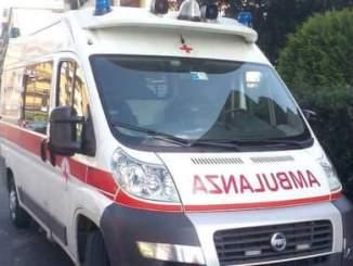 ambulanza2-1 Uccide la moglie con la pedana della sedia a rotelle Cronaca Martesana Sesto San Giovanni
