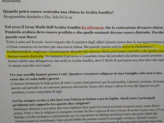 bigotta Bufera su don Mario Caccia se parla di gay. Coinvolta anche la Bigotta, che risponde Piazza Litta (Ossona) Prima Pagina