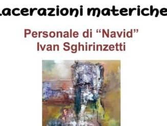 navid Personale di Navid (Ivan Sghirinzetti) allo Spazio Intelvi 11 Eventi Magazine Storia e Cultura