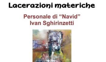 navid-350x205 Personale di Navid (Ivan Sghirinzetti) allo Spazio Intelvi 11 Eventi Magazine Storia e Cultura