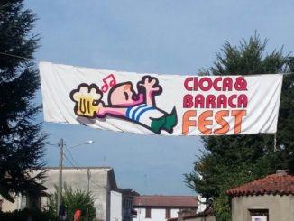 Cioca e baraca a Ossona