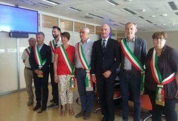sindaci-abbiatense-350x237 Sindaci in regione per il pronto soccorso di Abbiategrasso Politica Prima Pagina