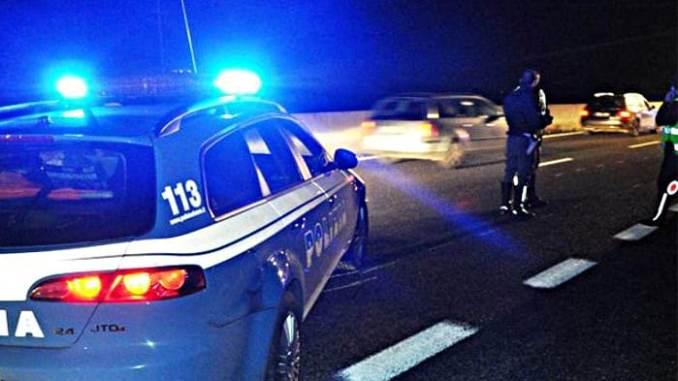 polizia stradale milano