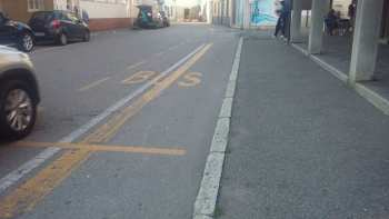 via-padre-giuliani-350x197 Ossona la miracolata. Non ci sono ancora stati morti sulla pista ciclabile Piazza Litta Prima Pagina